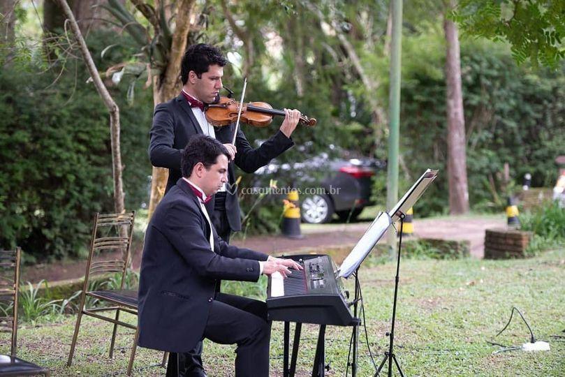 """""""Duo"""" Violino e Piano""""l"""