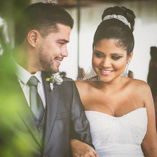 Casamento Fernanda e Hert
