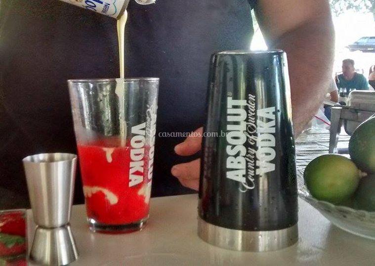 Drink de Melancia