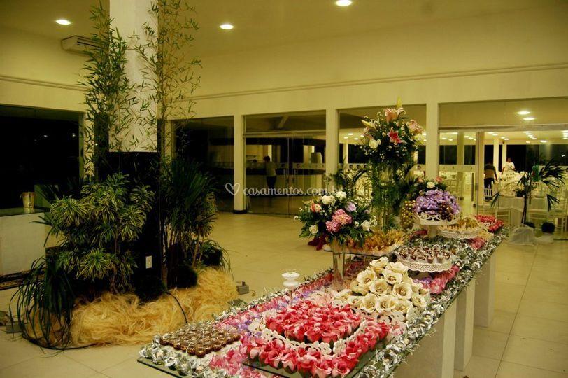 Salão decorado (opção 01)