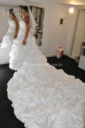 Seu vestido perfeito