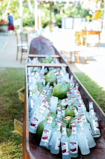 Canoa de coco