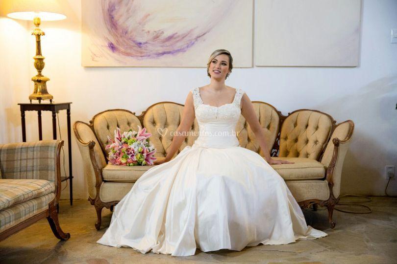Ser noiva...