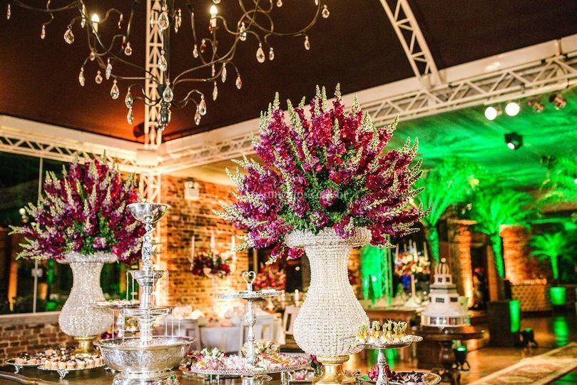 Vasos de Cristal de Gramado Festas & Eventos