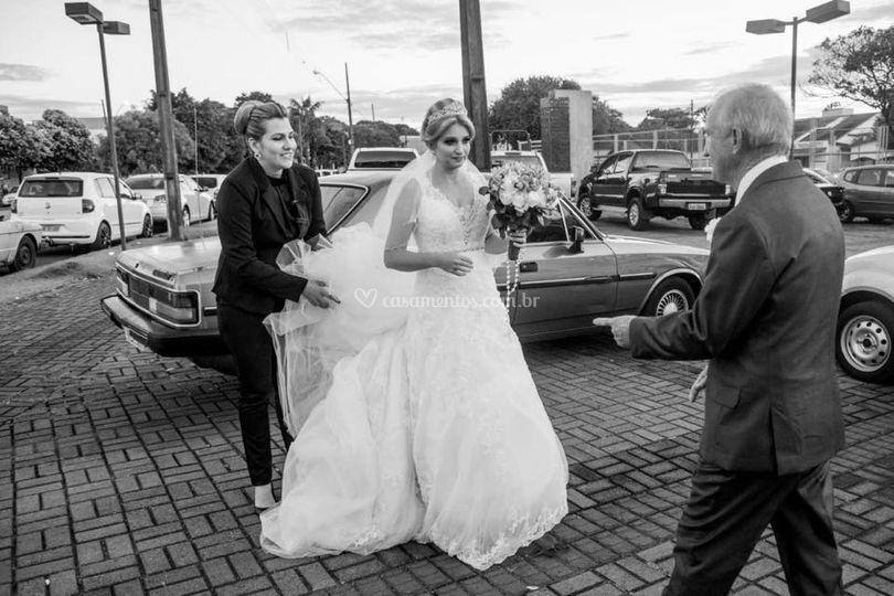 Casamento Regilaine e Fernando