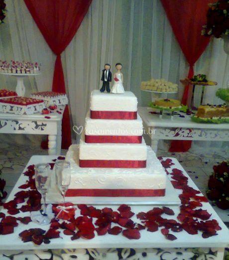 Casamento vermelho