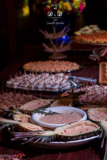 D&d buffet