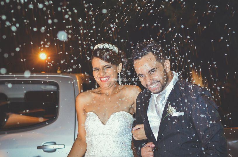 Casamento Andreza e David