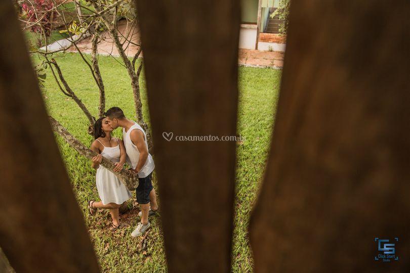 Rejane e Alvaro
