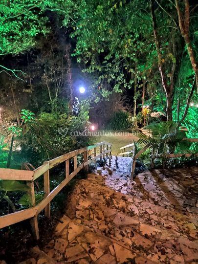 Iluminação Jardim