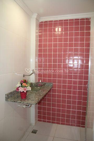 WC -Casa de Festas Araujo