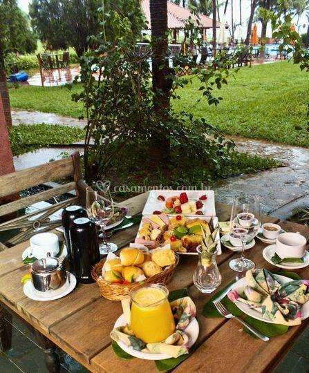 Café na Varanda