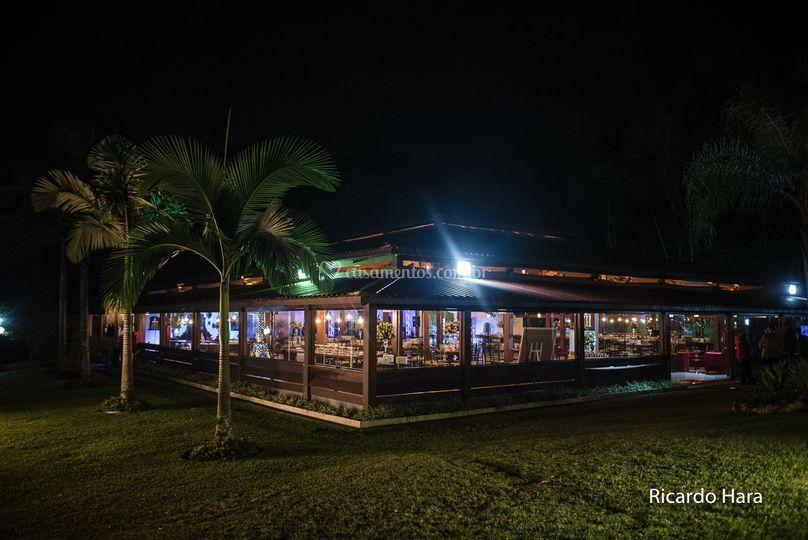 Salão de festas - noite