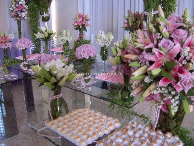 Gastronomia De Escobar Eventos~ Decoracao Casamento Holambra