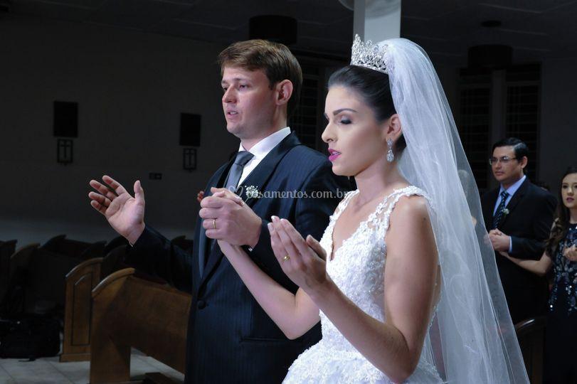 Elenice e Carlos