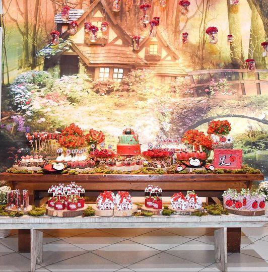 Festa de joaninha