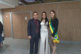 Mariana Juíza de Paz e Celebrante