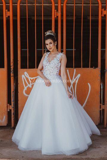 Noiva Princesa -Lina