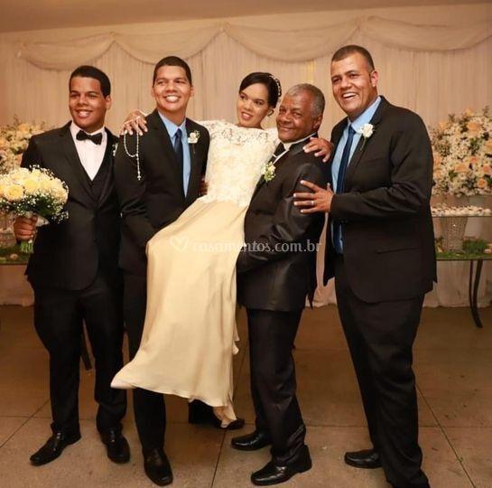 Casamento Eliete e Nilton