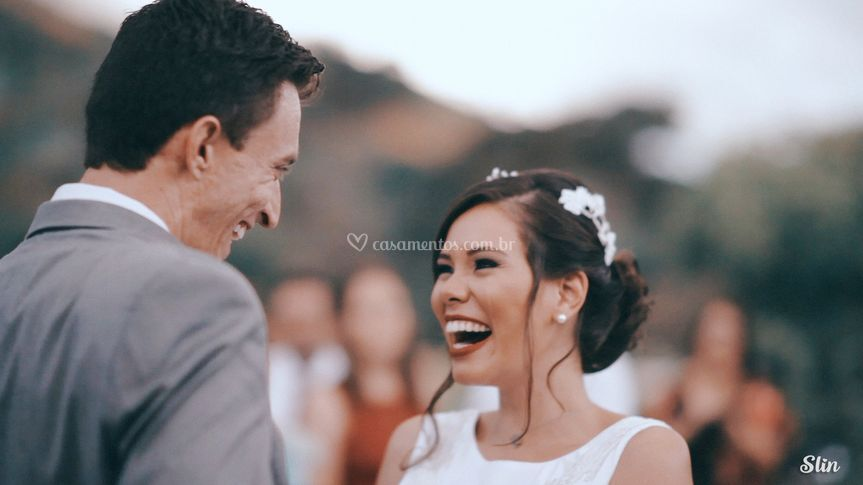 Casamento Sintik e Marcelo