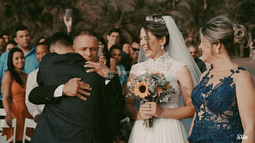 Casamento Marilia e Deyvisson