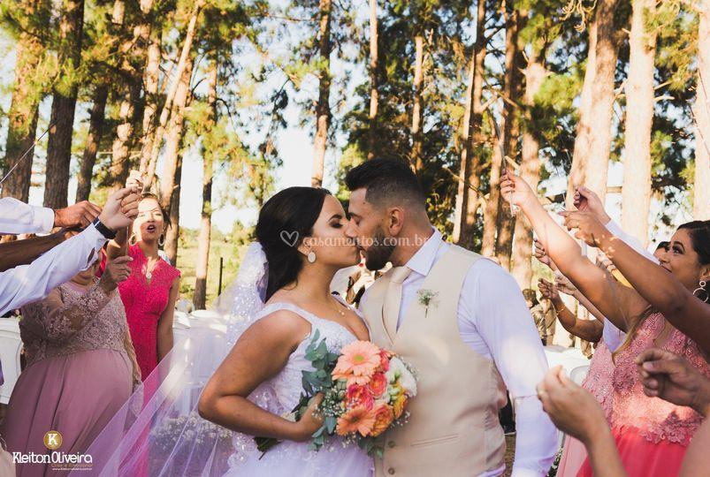Casamento Jaqueline e Tiago