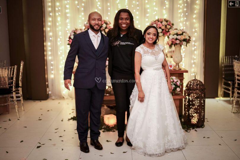 Casamento Cibele e Jairo