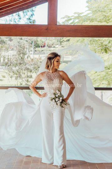 Noiva. Andressa Mamone
