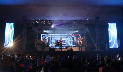 Santa Fé Banda Show 1