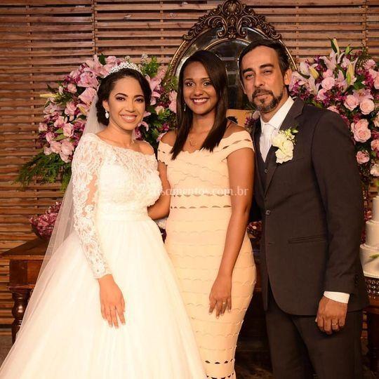Casamento Welligton e Maíra