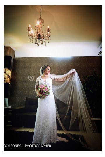 Deslumbre da noiva!