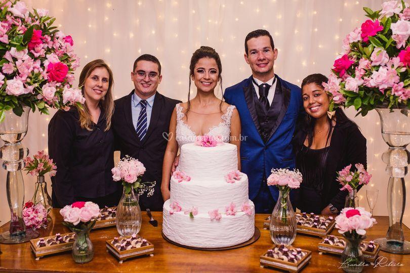 Casamento Letícia e Vinicius