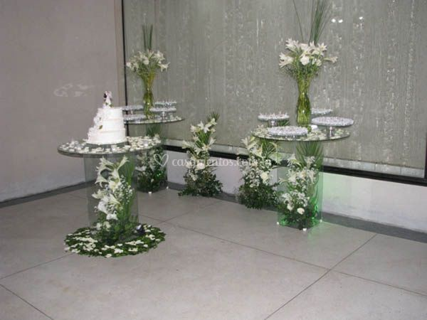 Bolo de boda