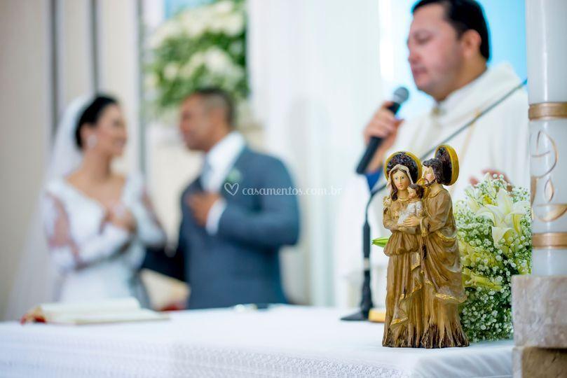 Casamento de Isabel e Pedro