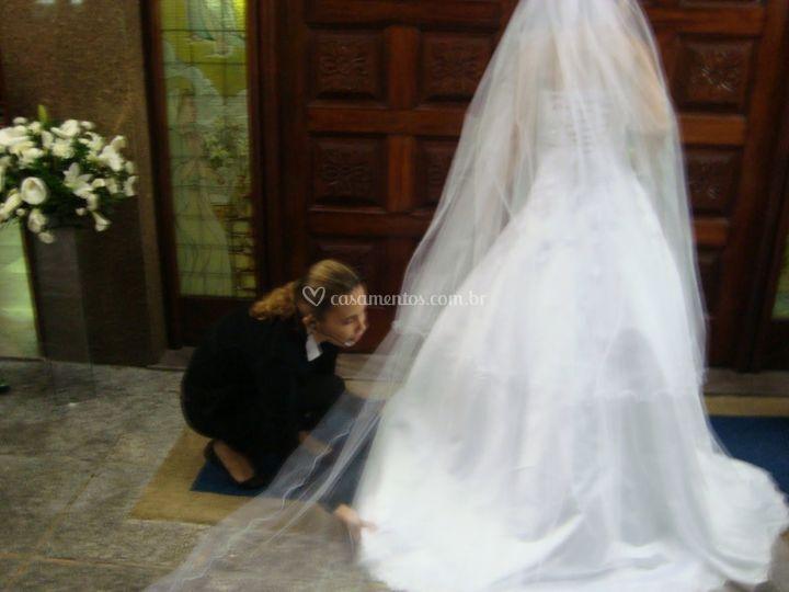 Atenção á noiva