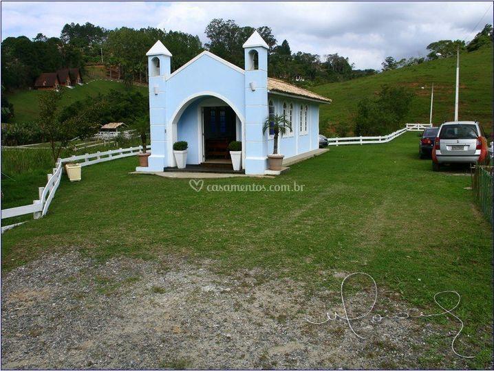 Uma bela capela