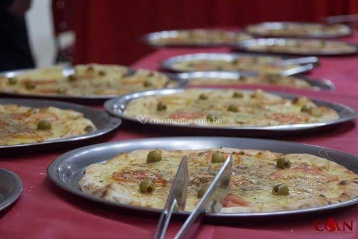 Lorena's Buffet de Pizza