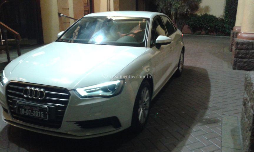 Audi A3 branca