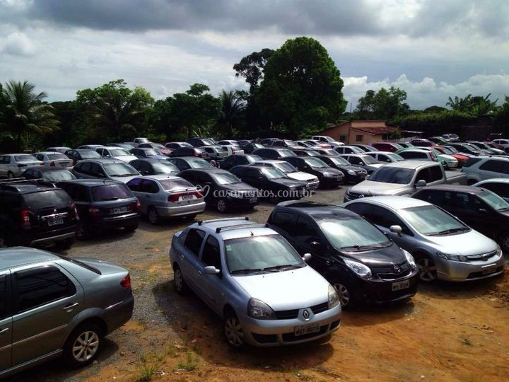 Estacionamento 180 carros