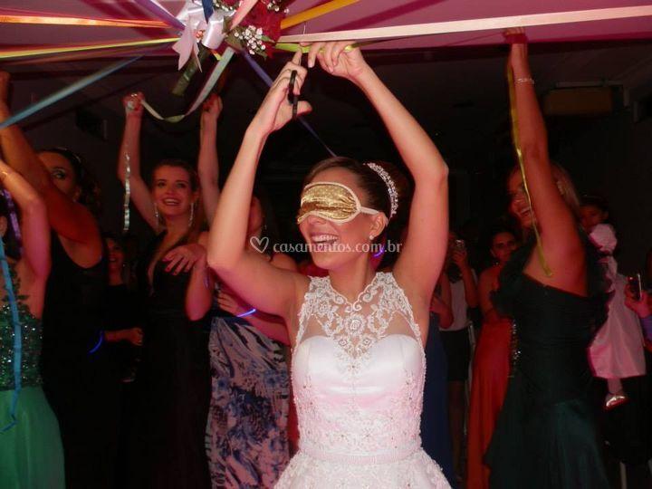 Dança do buqûe