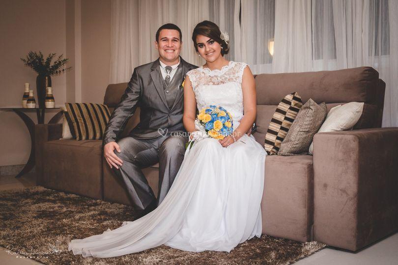 Casamento: Flávia e Luís