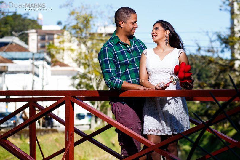 Karen e Nelson - Pré - Wedding