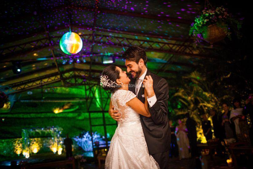 Mariana e Paulo