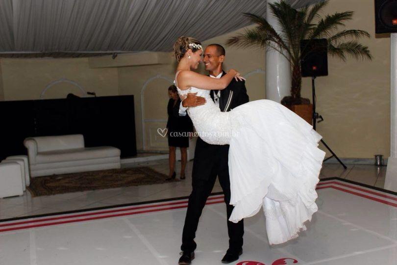 Ingrid e Thiago