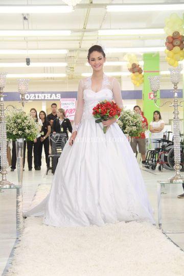 Noiva Maison Noivas