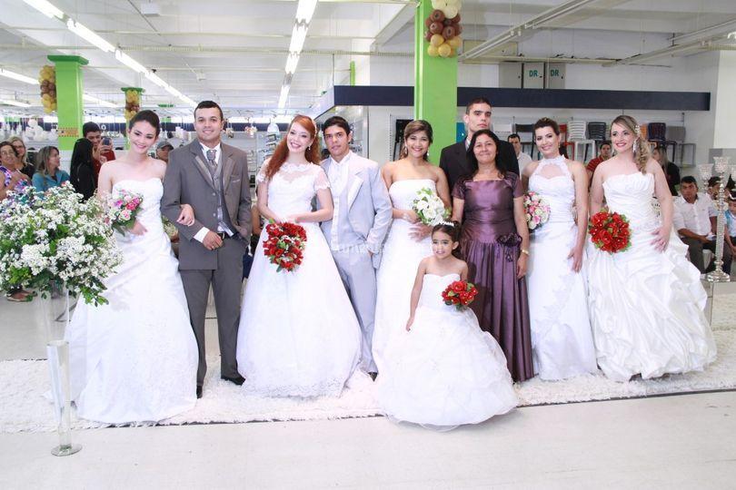 Casamentos perfeitos!