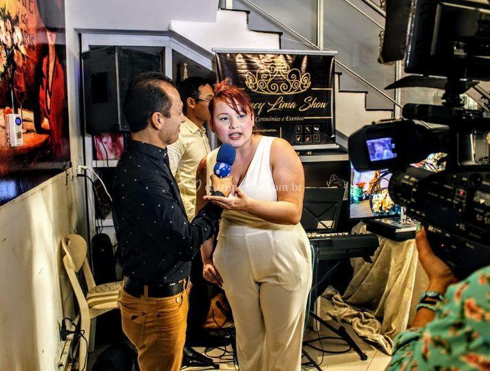 Entrevista ao programa AçaíViP
