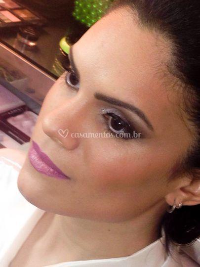 Make noiva Mariana