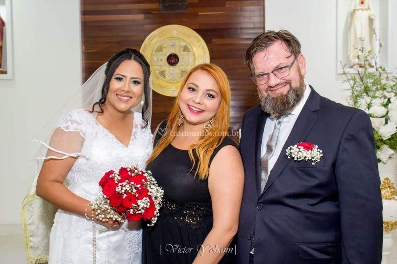 Noivinhos meus casadinhoss