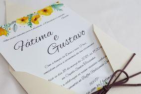 Criativa - Convites e Papelaria Personalizada